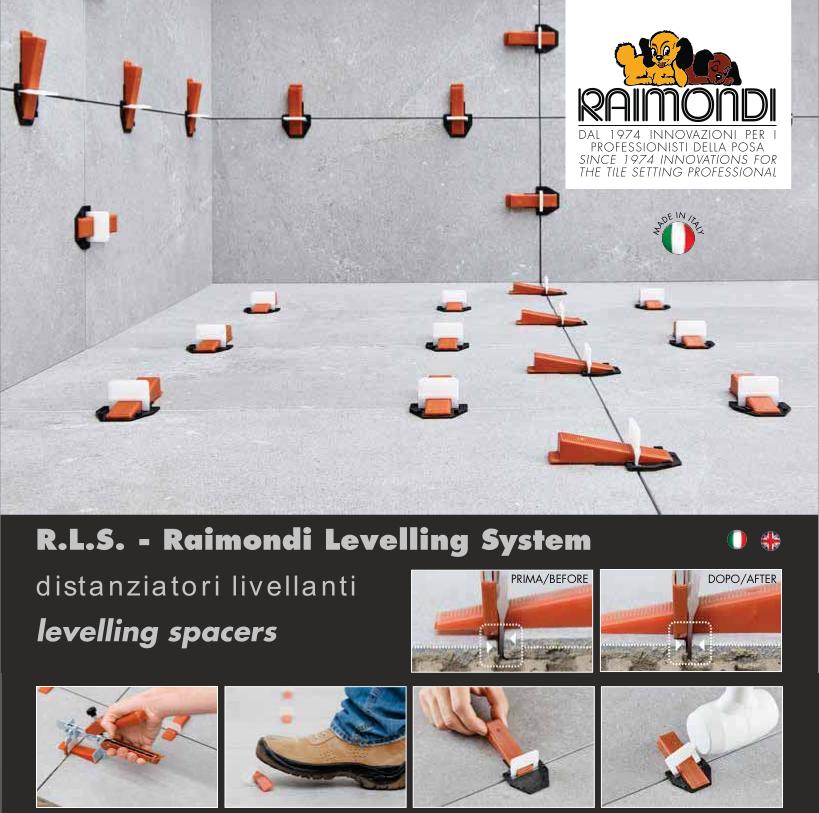Raimondi RLS Levelling System Pliers – Wall 1