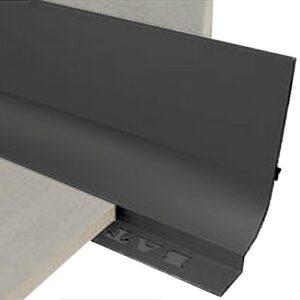 APC Cove Combo Trim 10mm x 3m (Gloss Black)
