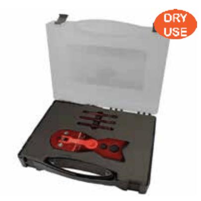 Marcrist PG750X Dry Drill Bit Kit 1