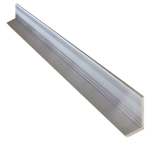 Aluminium Geometric Angle 12mm x 20mm x 1.6mm – 3 metre