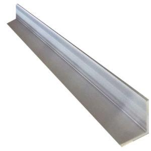 Aluminium Geometric Angle 20mm x 25mm x 3mm – 3 metre