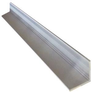 Aluminium Geometric Angle 40mm x 40mm x 3mm – 3 metre