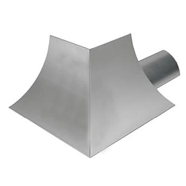 APC 60 Cove Trim External Corner (Bright Silver) 1