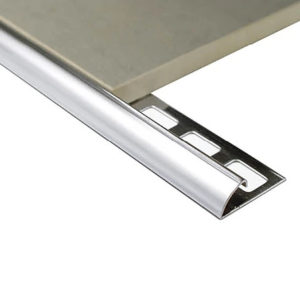Half Round Trim Stainless Steel