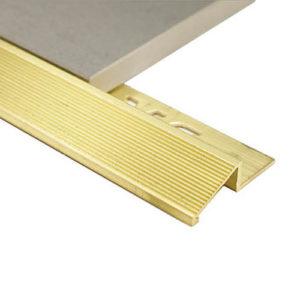 Brass Diminishing Trim 8mm x 3m