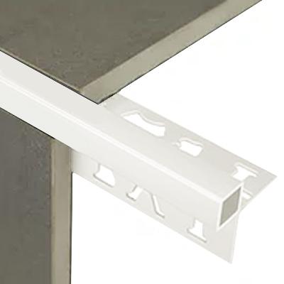 Mosaic Corner Guard Trim 12.5mm x 3m (Gloss White)