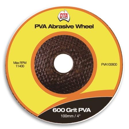 PVA Abrasive Wheel 600 Grit