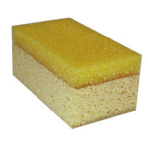 Cellulose Combination Sponge