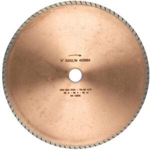 Turbo Diamond Blade 350mm
