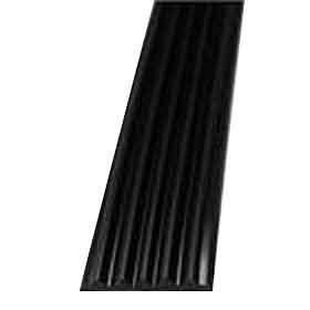 Stairnosing Rubber Insert Black