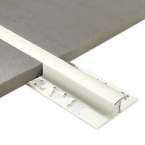 Border Trim 10mm x 3m (Gloss White)