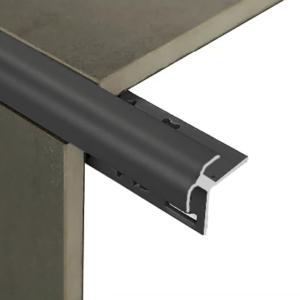 External Corner Trim 6mm x 3m (Gloss Black)