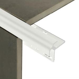 External Corner Trim 6mm x 3m (Gloss White)