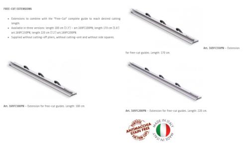 Raimondi Freecut – Large Pliers suit 6-12mm Panels