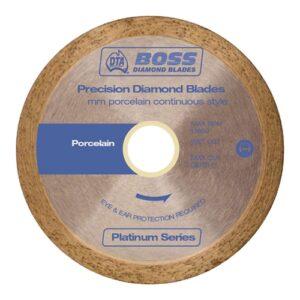 Boss Continuous Rim Wet Diamond Blade 250mm