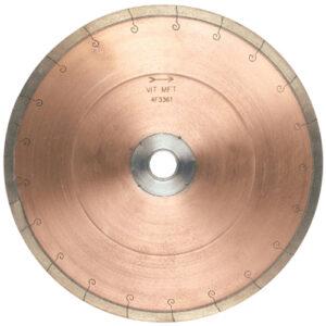 Slotted Diamond Blade 350mm