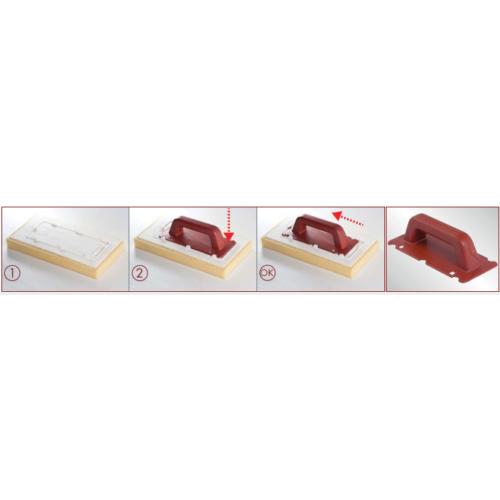 Sweepex Float Handle & Large Sponge Cuts 170mm x 340mm