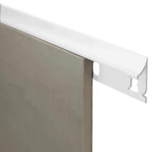 Top Trim 10.5mm x 3m (Gloss White)