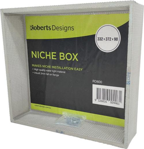 Niche Box 332x372x90